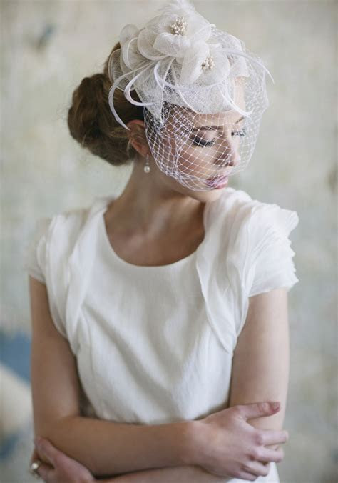 67 best bridal hats wedding images on Pinterest   Bridal