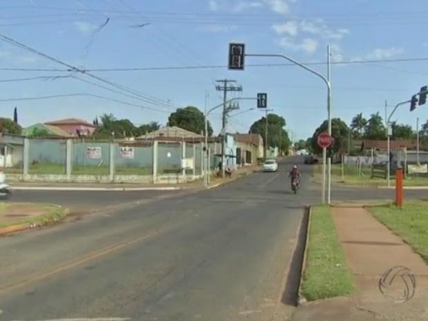 Estupro foi na casa da avó da vítima no bairro Buriti, região oeste da cidade. (Foto: Reprodução/ TV Morena)