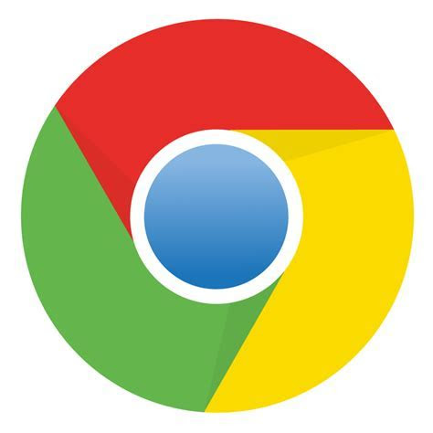 Google Chrome Logo Vector(with speedpaint) by