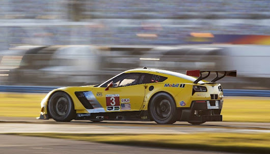 Meet Ben Johnson – Corvette Racing Team Manager: Video