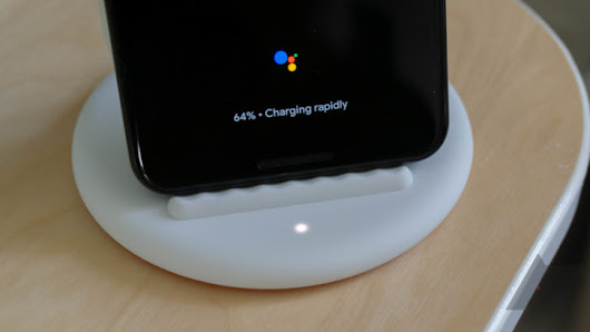 [Update: Third-party support coming] Google limits Pixel 3 wireless charging rate to standard 5W for third-party charging pads