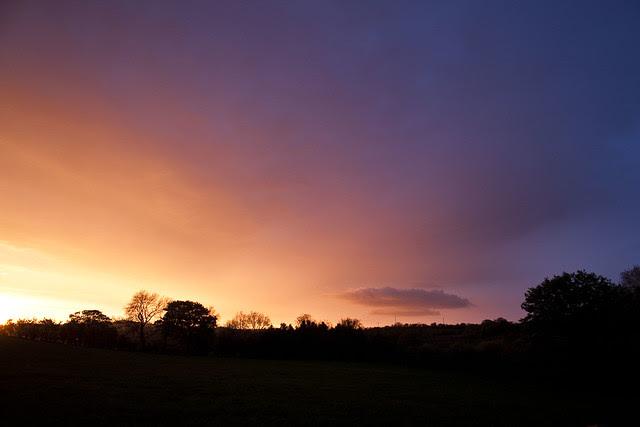 Corkey Sky