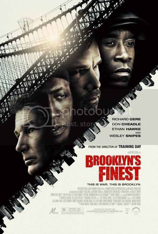 Brooklyn's Finest Atraídos Pelo Crime