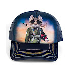 The Mountain Adult Trucker Hat - Tom Cat