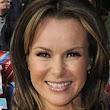 Hair-raising! Amanda Holden showcases new brunette 'do with bold streaks as Britain's Got Talent gets under way in Cardiff