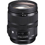 Sigma Art Zoom Lens for Canon EF - 24mm-70mm - F/2.8