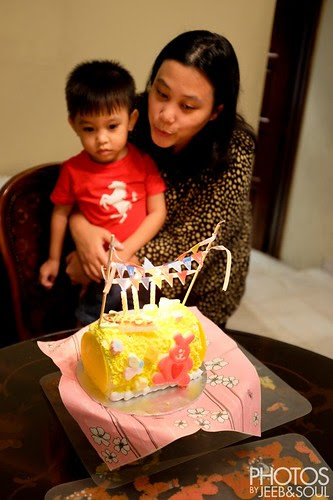 Birthday Qeeb 3yo