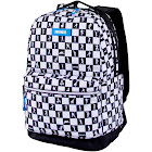 "Fortnite 17.5"" Multiplier Backpack - Black/White Check, Kids Unisex, Size: Small, Multicolored"