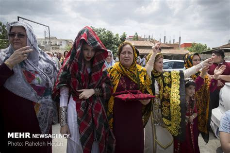 Mehr News Agency   A traditional Turkmen wedding ceremony