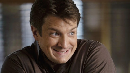 Image result for Castle facial expressions