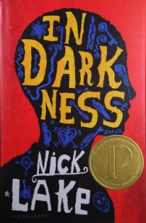 """In Darkness,"" written by Nick Lake and published by Bloomsbury Books for Young Readers"