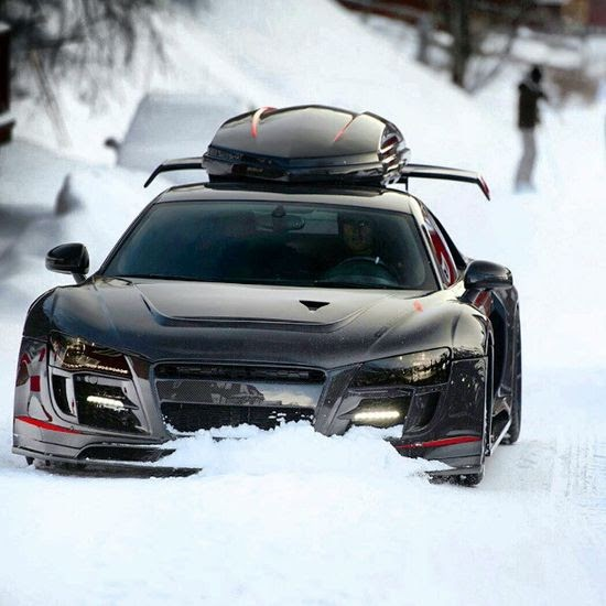 Sport Car Collections Chelsie: Audi R8