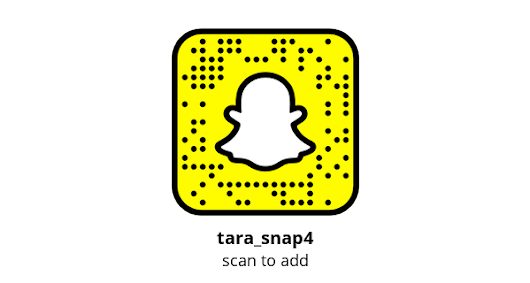 Add me on Snapchat! Username: tara_snap4