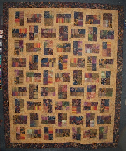 Bed quilt 1