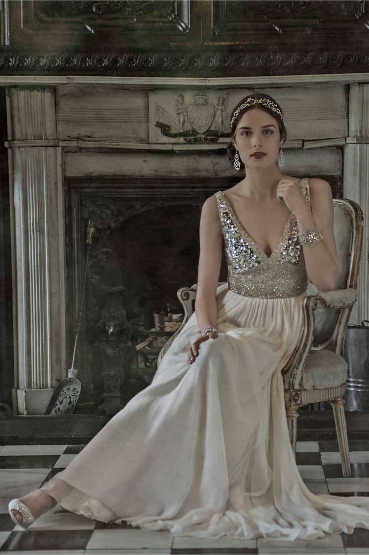 Leona Gown from BHLDN #weddingdress