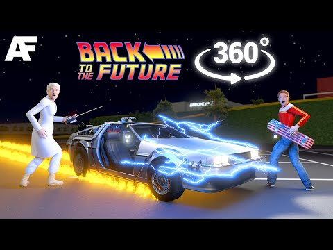 (2016. 11. 23) Back to the Future [360° Video] || 4 Minutes as Marty McFly