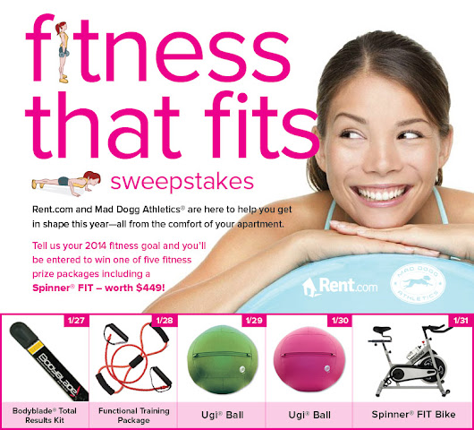 Fitness that Fits Sweeps