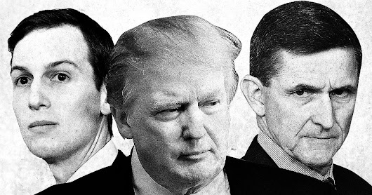 Trump's Russia Scandal Is Becoming a Corruption Scandal