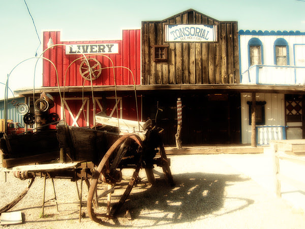 retreat old west
