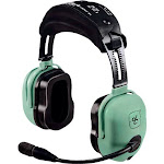 David Clark H20-10 Mono Headset