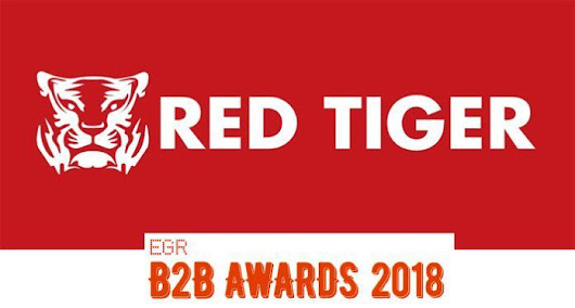 Red Tiger Gaming se distingue aux EGR B2B Awards 2018 - Jeux de Casino Gratuits .Net
