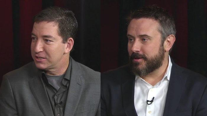 Greenwald & Scahill - Medien & Kriegsopfern