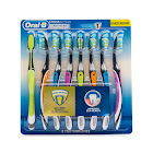 Oral-B CrossAction Advanced Toothbrushes, Medium, 8 Count