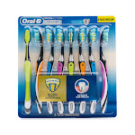 Oral-B Pro-Health Toothbrushes | 8 Pack