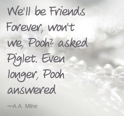 Quotes About Friends Forever 80 Quotes