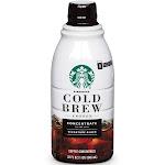 Starbucks Cold Brew Coffee — Signature Black — Multi-Serve Concentrate — 1 bottle (32 oz.)