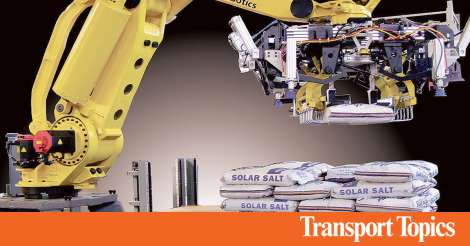 Warehouse Operators Look to Automation to Boost Capabilities, Ease Shortage of Labor