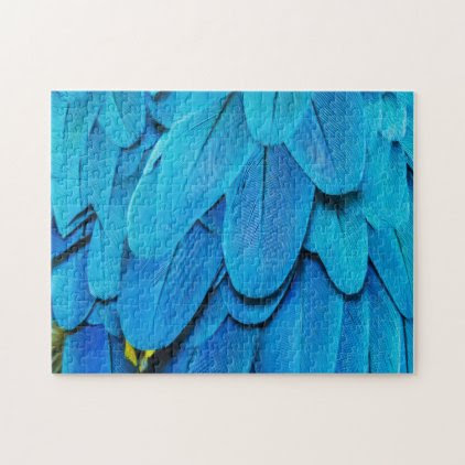 Macaw 03 Digital Art - Photo Puzzle