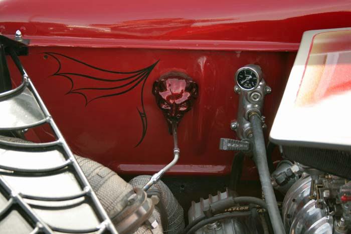 Carshow Devil Details