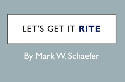 Learn to create effective content by putting it through the RITE test