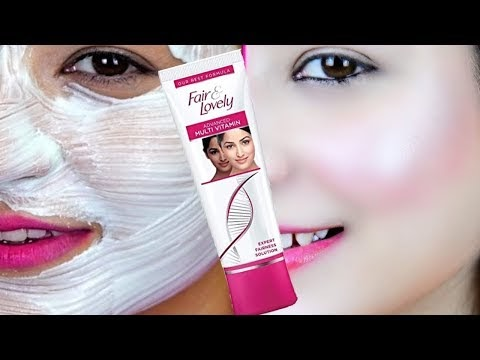 Add Just 1 Thing With Fair & Lovely Cream And Get Full Fairness