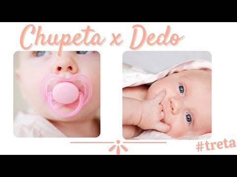 Chupeta ou Dedo? O que é melhor para o bebê?