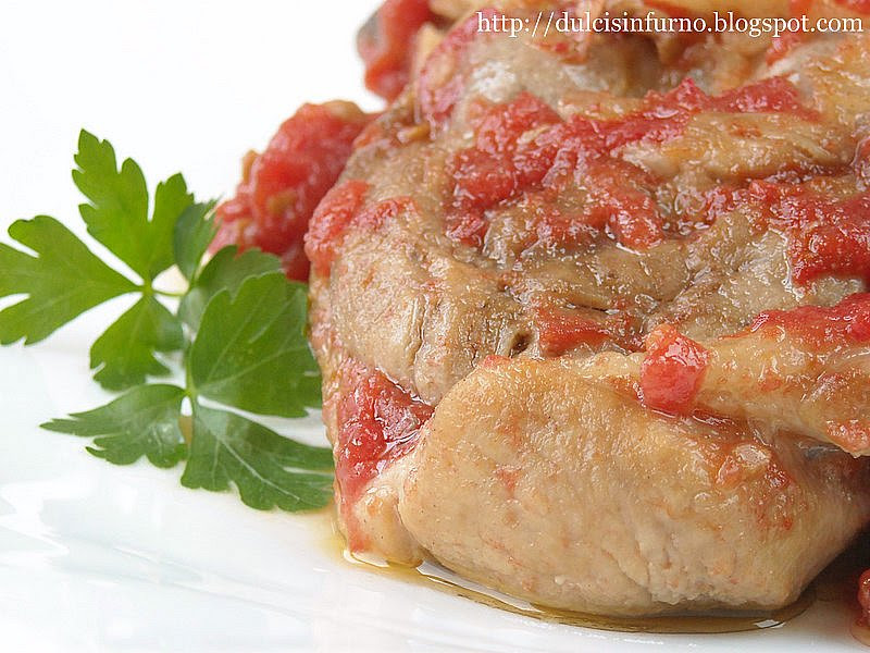 Agnello in Agrodolce-Sweet and Sour Lamb