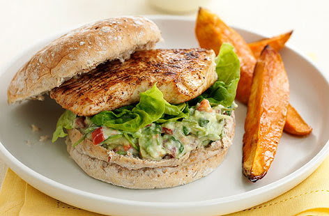 Spiced Turkey Burgers | Turkey Burger Recipe | Tesco Real Food