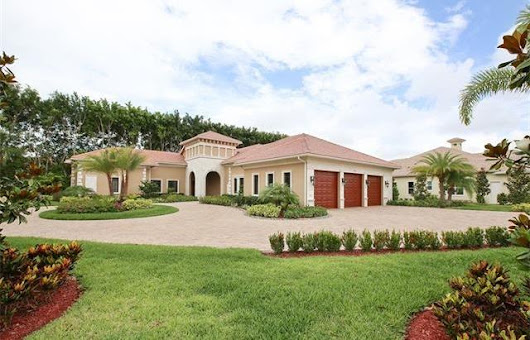 Venezia Grande Estate Home at Vineyard Golf and Country Club, an Equity Golf Community - Naples Luxury Golf Real Estate