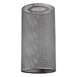 Elk Lighting-1028-Cast Iron Pipe - 7 Optional Perforated Shade