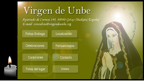 Virgen de Unbe