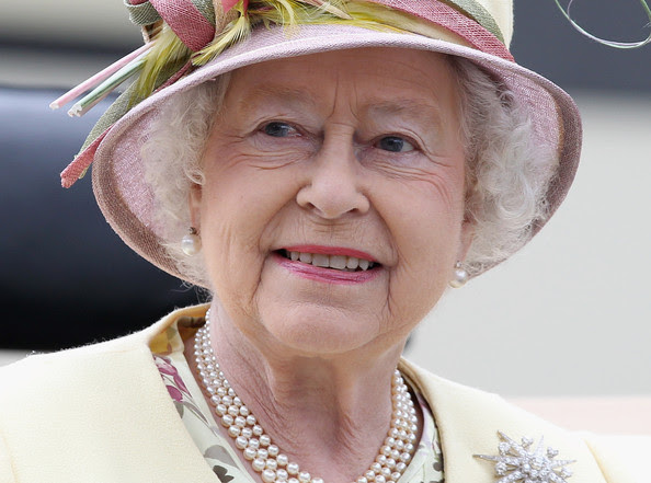 Queen Elizabeth II - Day Four of Royal Ascot 2
