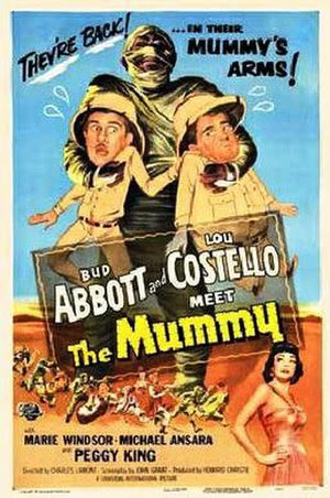 Abbott and Costello Meet the Mummy