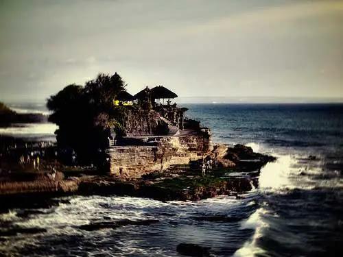 Pura Tanah Lot @ Bali