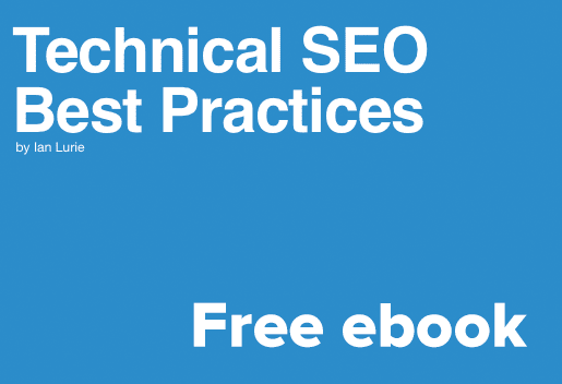 Technical SEO Best Practices - New (free) ebook! - Portent
