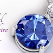 Win a Sapphire and Diamond Pendant
