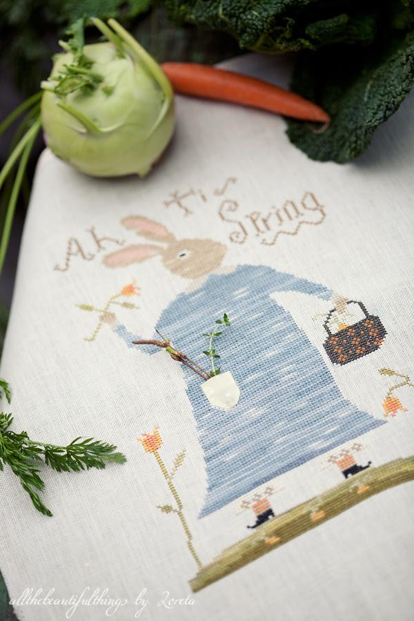 Ah, 'Tis Spring! (Notforgotten Farm)