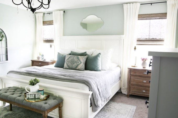 Trends For Master Bedroom Nightstand Decor images