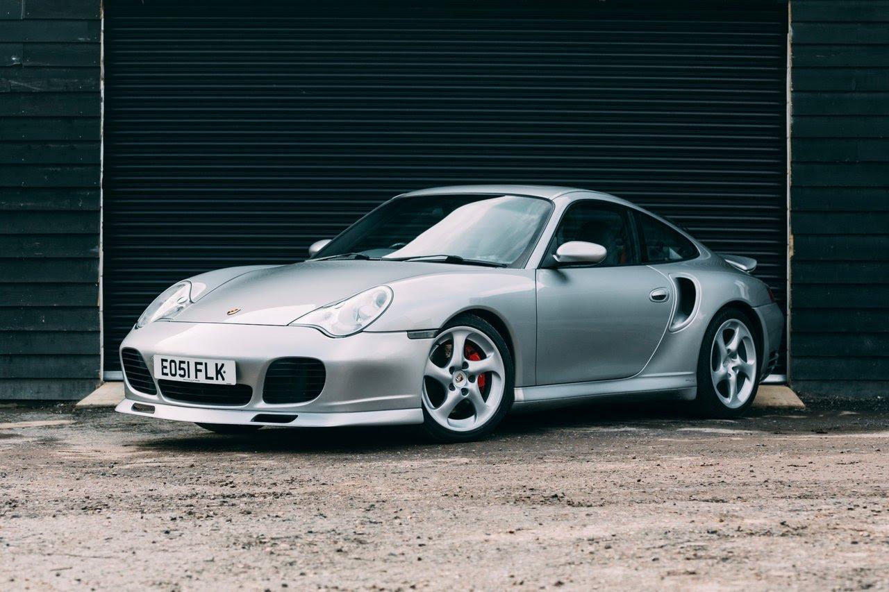 Porsche 911 Turbo Bure Valley Classics