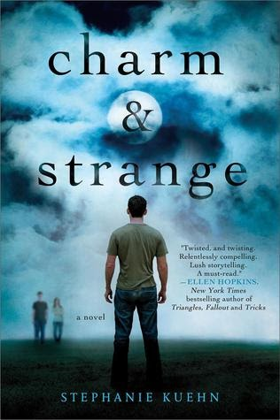 Cover Reveal Charm Strange By Stephanie_28 on Latest Fantasy Writing Prompts